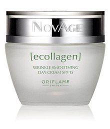 Oriflame Oriflame/NovAge Ecollagen WrinkleDay Cream SPF 15 Oriflame Day Cream 100 Gm Ml