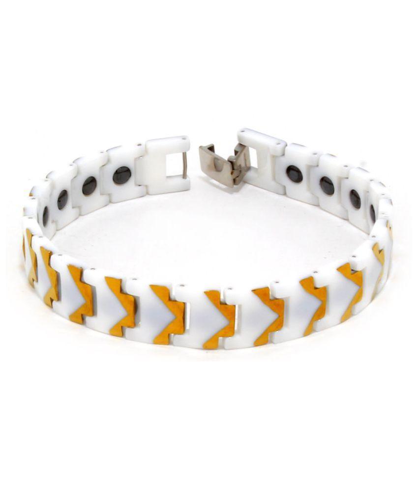 Saizen Magnetic Bracelet BRM165 Series 1 Collection for Men