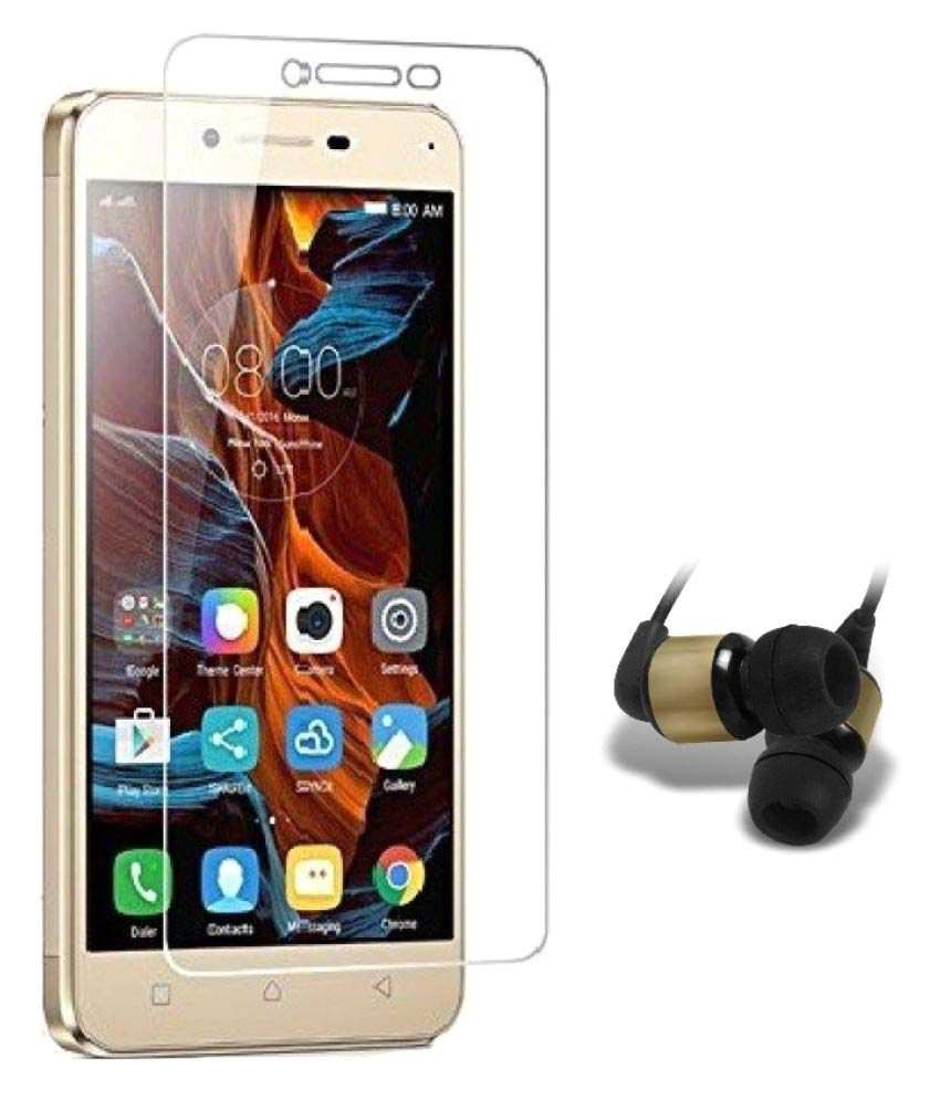 Lenovo Vibe K5 Plus Tempered Glass Screen Guard By Furious3D