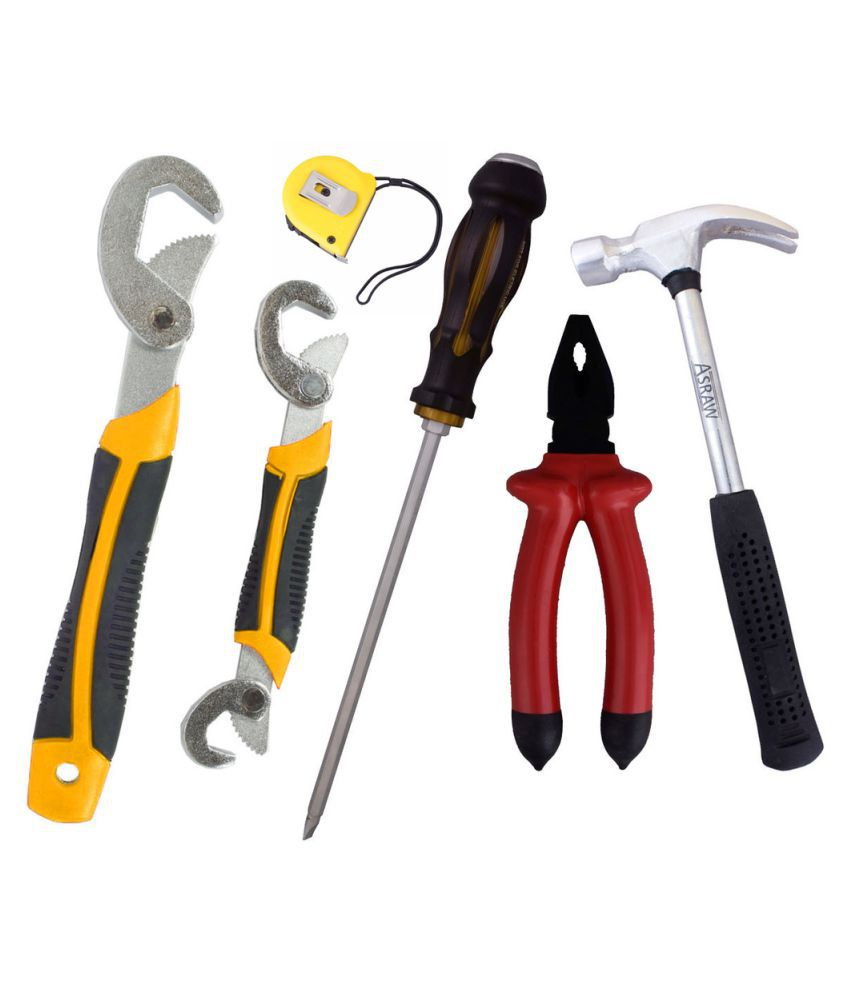 asraw 5 hand tool set buy asraw 5 hand tool set online at low price in india snapdeal. Black Bedroom Furniture Sets. Home Design Ideas