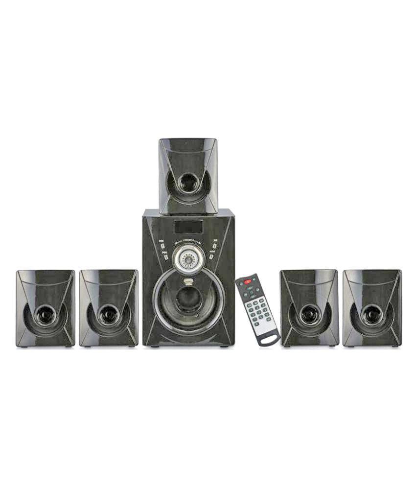 I Kall Tanyo TA-111-BT 5.1 Speaker System