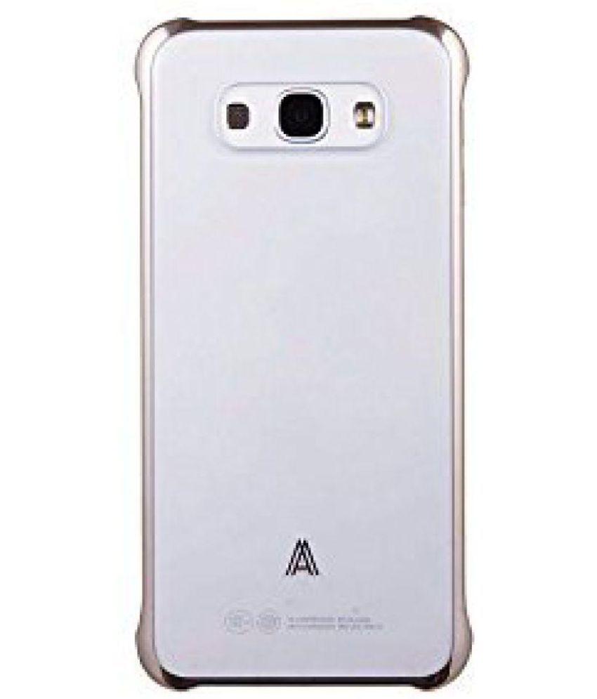 super popular 69276 5fd22 Samsung Galaxy A5 2016 Cover by Samsung - Golden