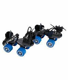 Yonker Blue Roller Skates