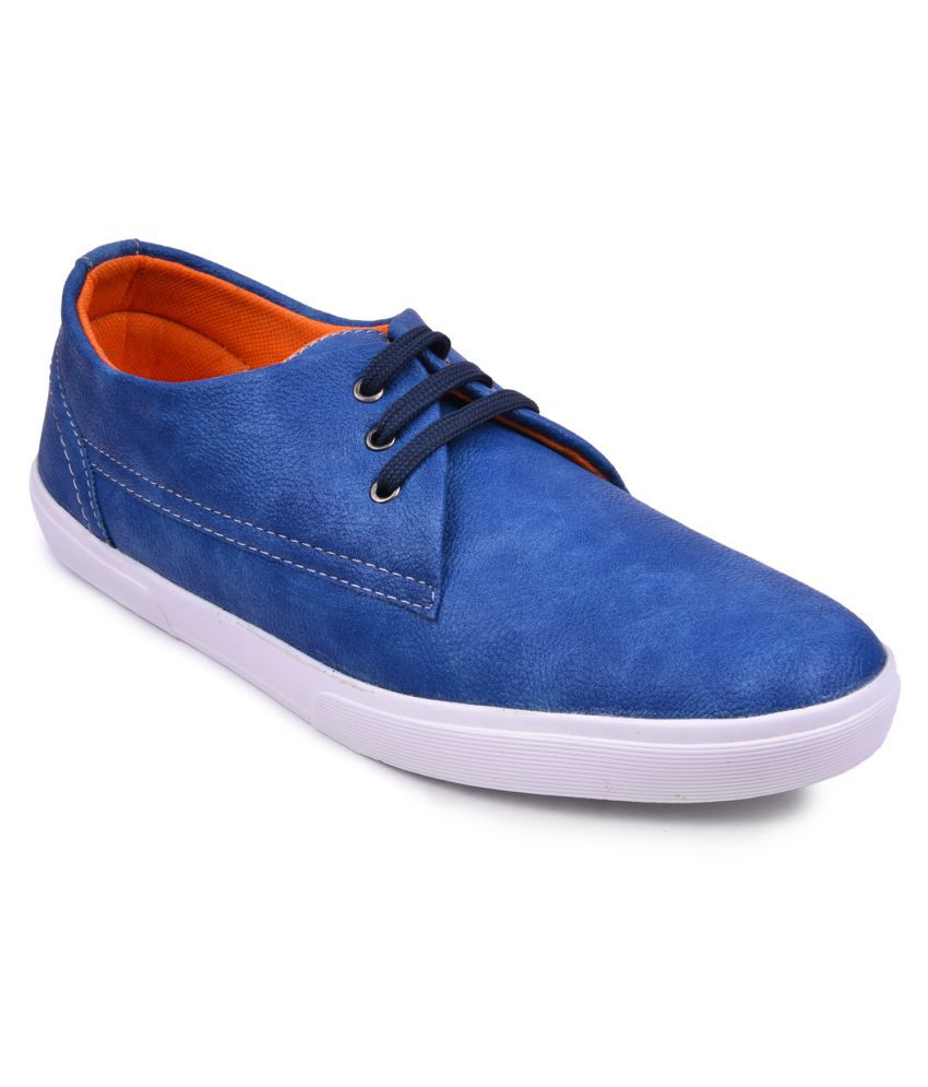 arthur sneakers blue casual shoes available at snapdeal