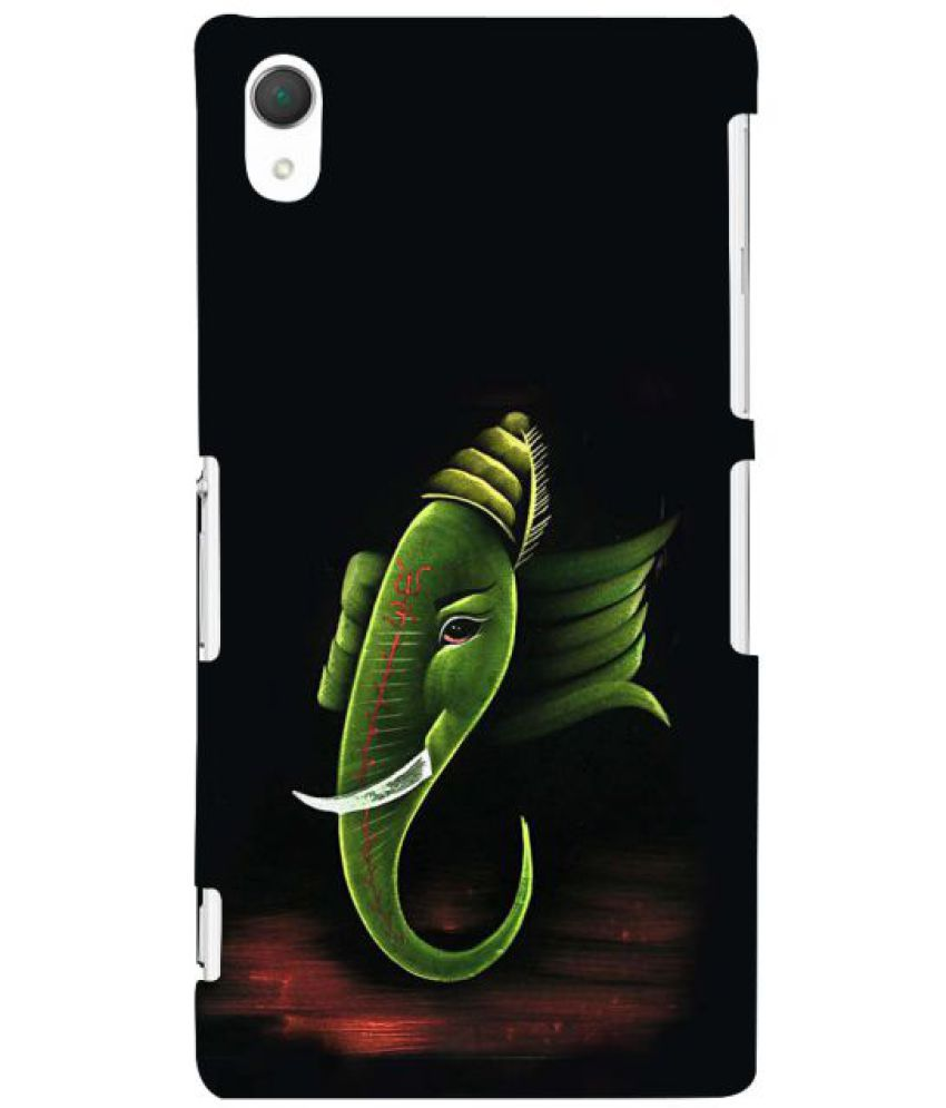Sony Xperia Z2 3D Back Covers By Fuson