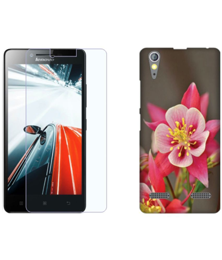 Lenovo A6000 Plus Cover Combo by Printland