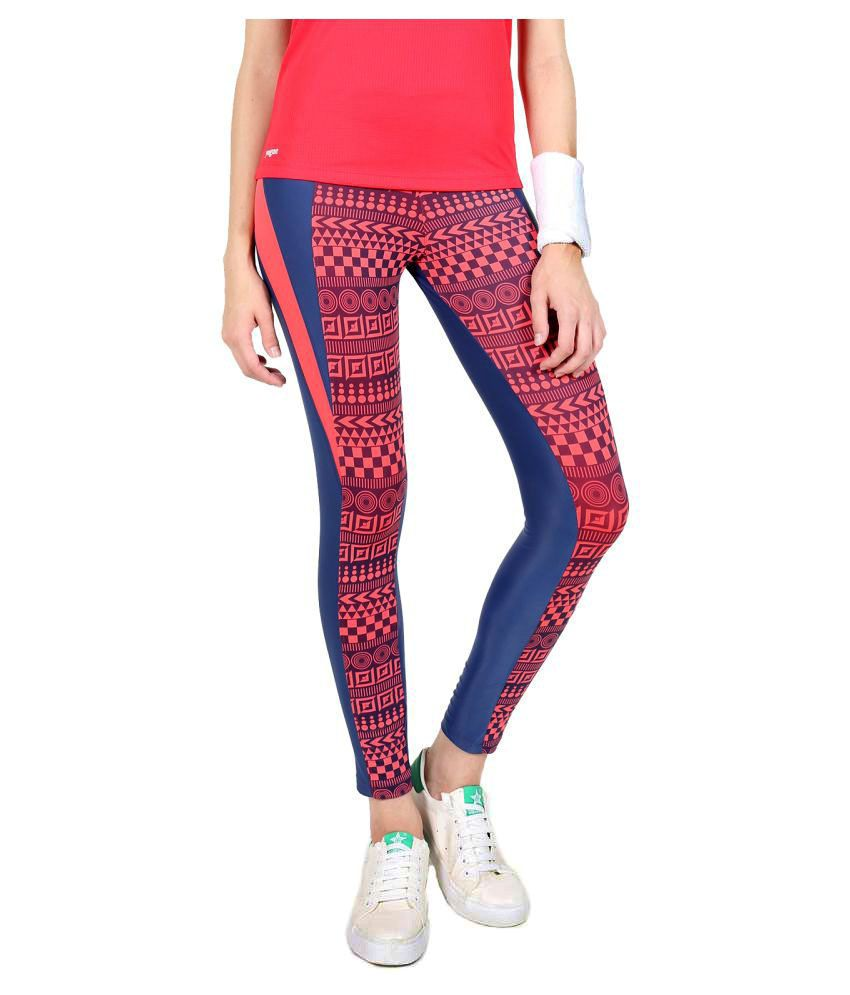 Yogue Multicolour Printed Leggings: Buy Online at Best Price on ...