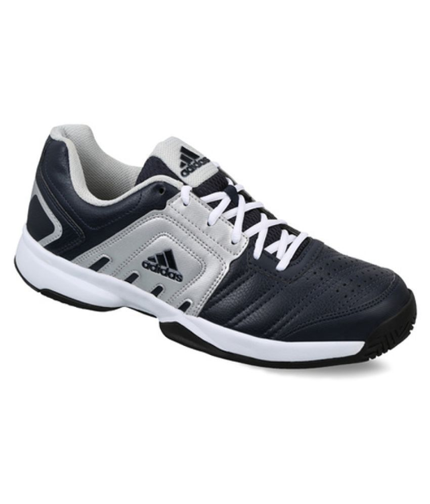 81dcc1c6d60 Adidas Baseliner Navy Male Non-Marking Shoes - Buy Adidas Baseliner Navy  Male Non-Marking Shoes Online at Best Prices in India on Snapdeal