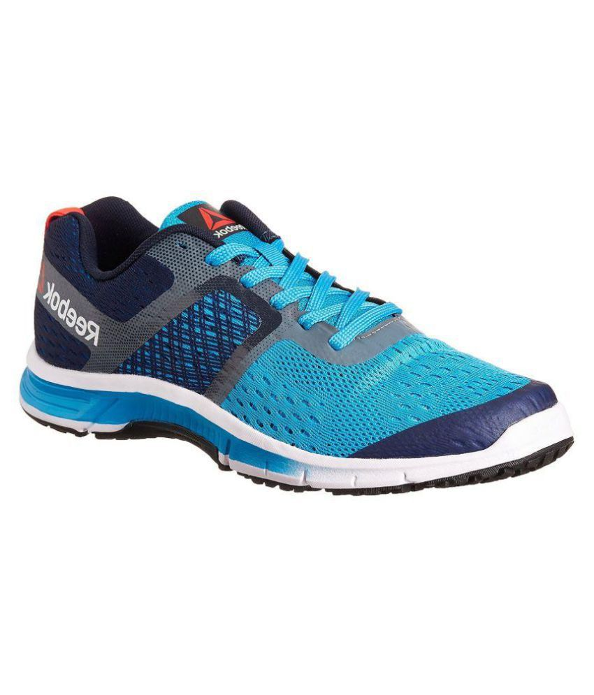 0cfee440e9df Reebok RIDE ONE Blue Running Shoes - Buy Reebok RIDE ONE Blue Running Shoes  Online at Best Prices in India on Snapdeal