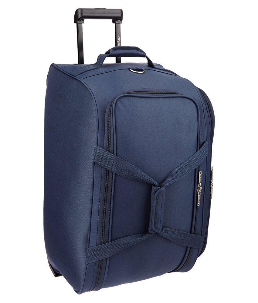 Pronto-Blue-Solid-Duffle-Bag-SDL66563968