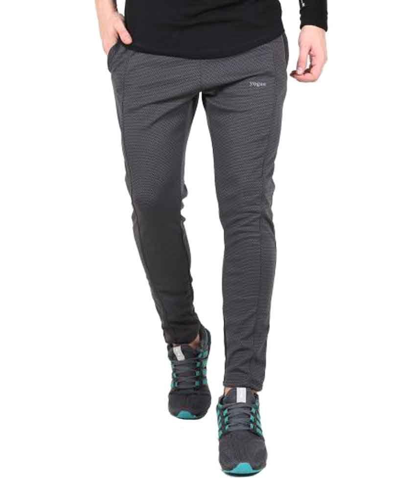 Yogue Grey Trackpants