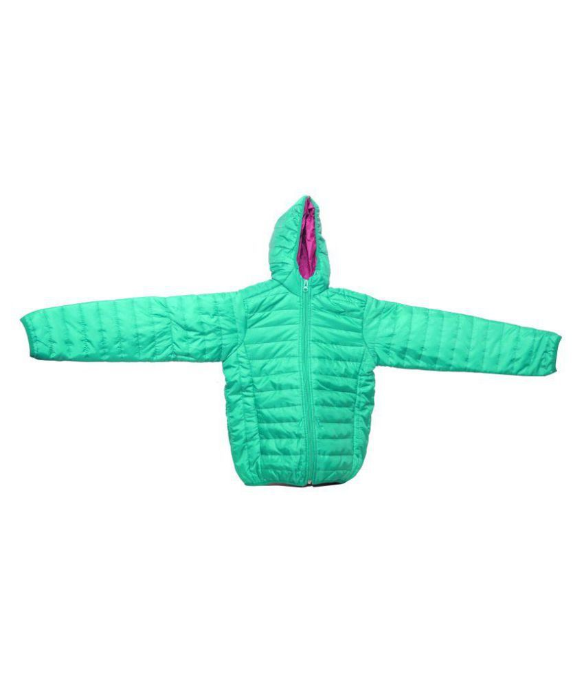 Parv Collections Green Windcheaters