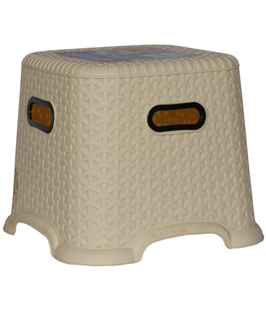 Miraculous Cello Classic Small Stool Ivory Caraccident5 Cool Chair Designs And Ideas Caraccident5Info