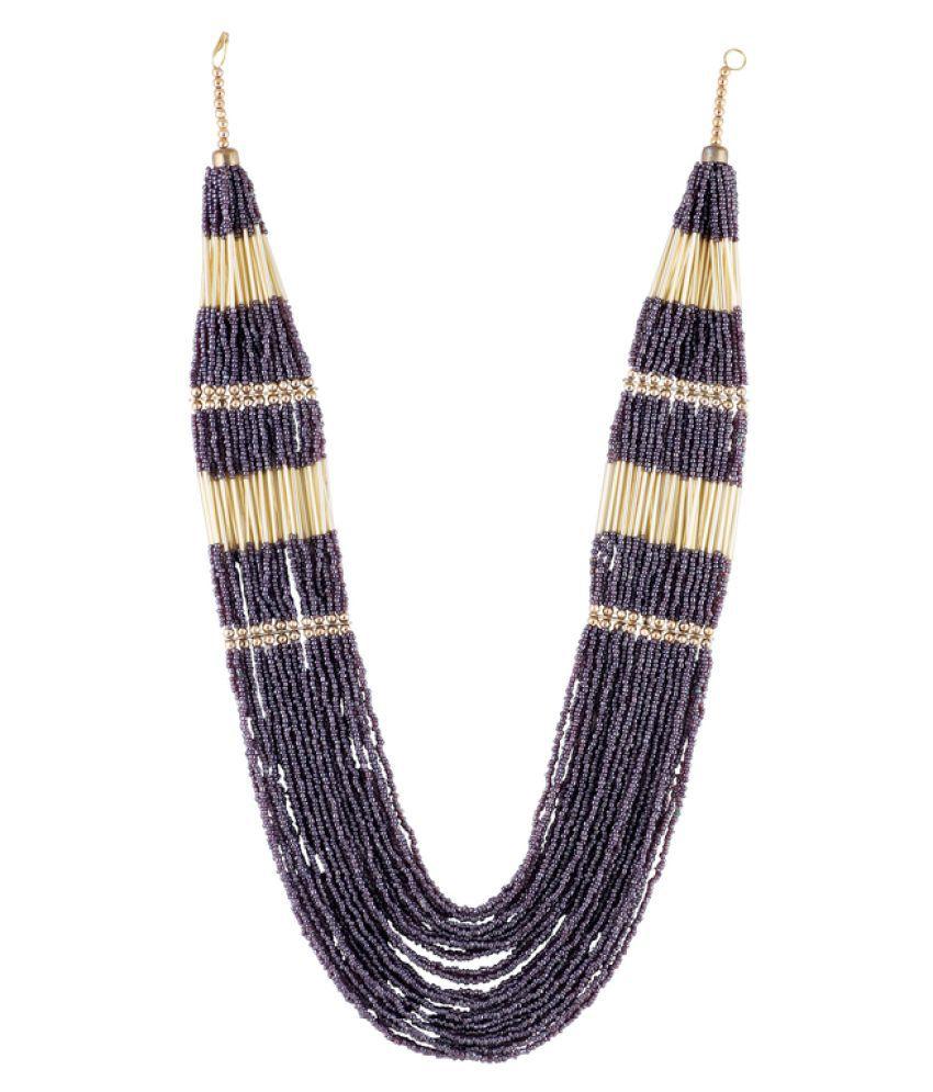 Sojanya Multicolor Necklace