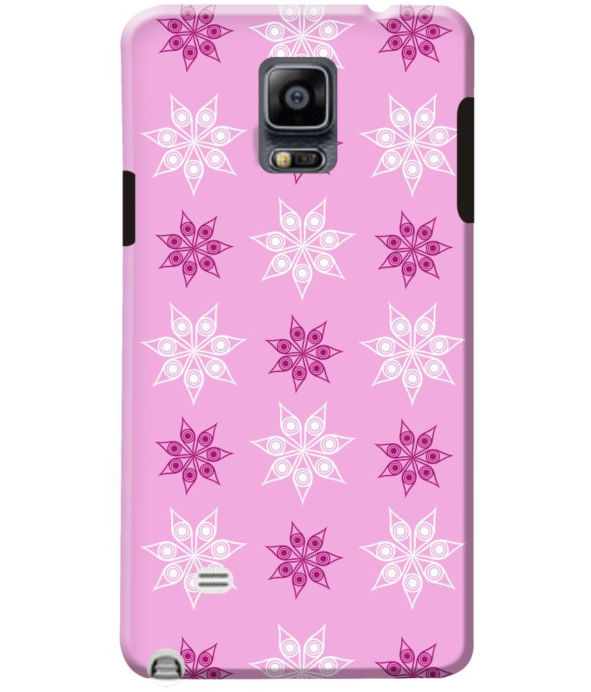 Samsung Galaxy Note 4 Printed Cover By KanvasCases