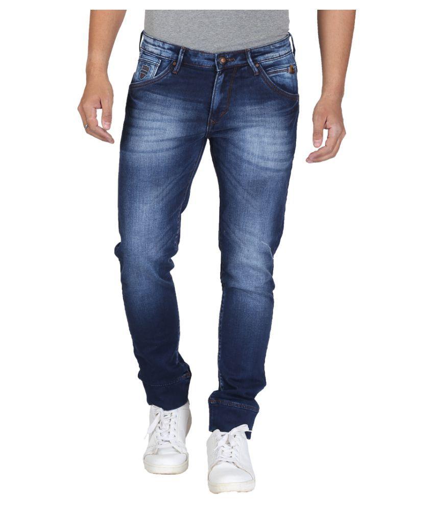 Nostrum Jeans Blue Slim Jeans