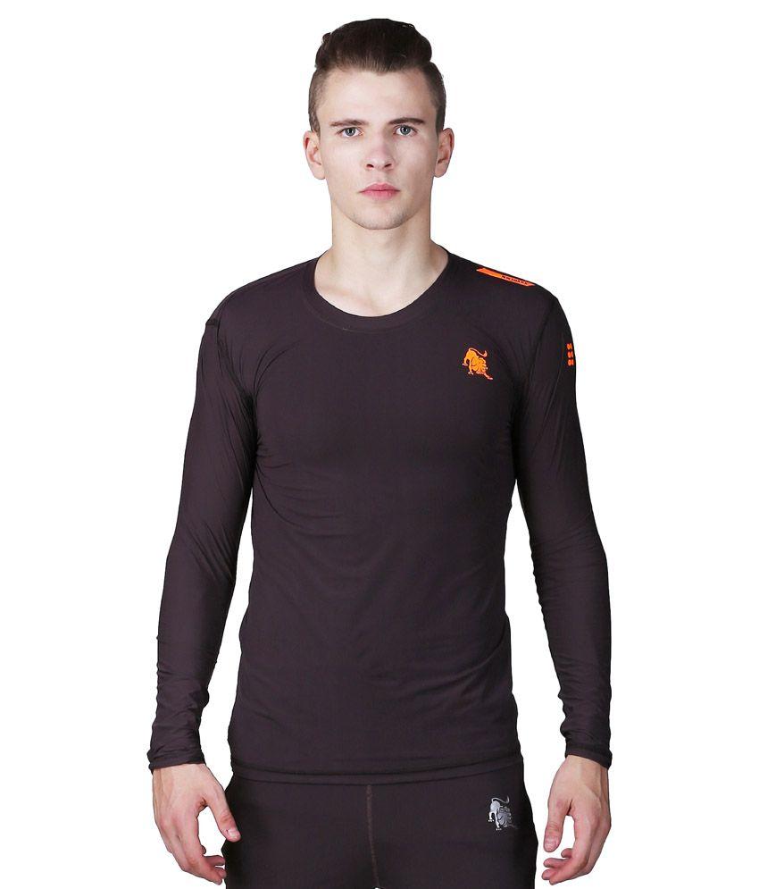 L'appel Du Vide Brown Polyester T-Shirt Single Pack