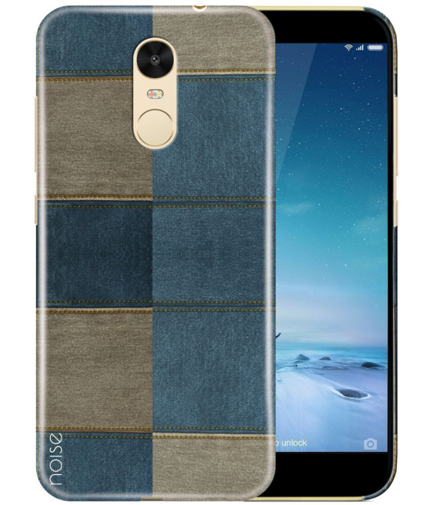 brand new 9fc13 79be3 Xiaomi Redmi Note 4 Printed Cover By Noise