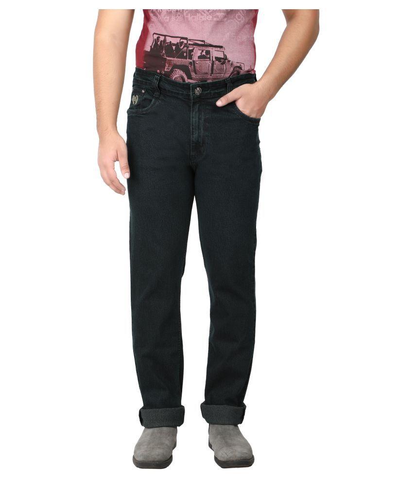 Asaba Blue Regular Fit Jeans