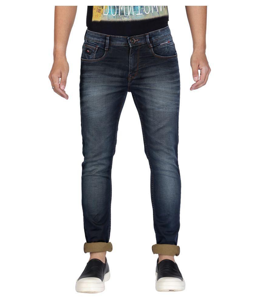 Nostrum Jeans Black Slim Jeans