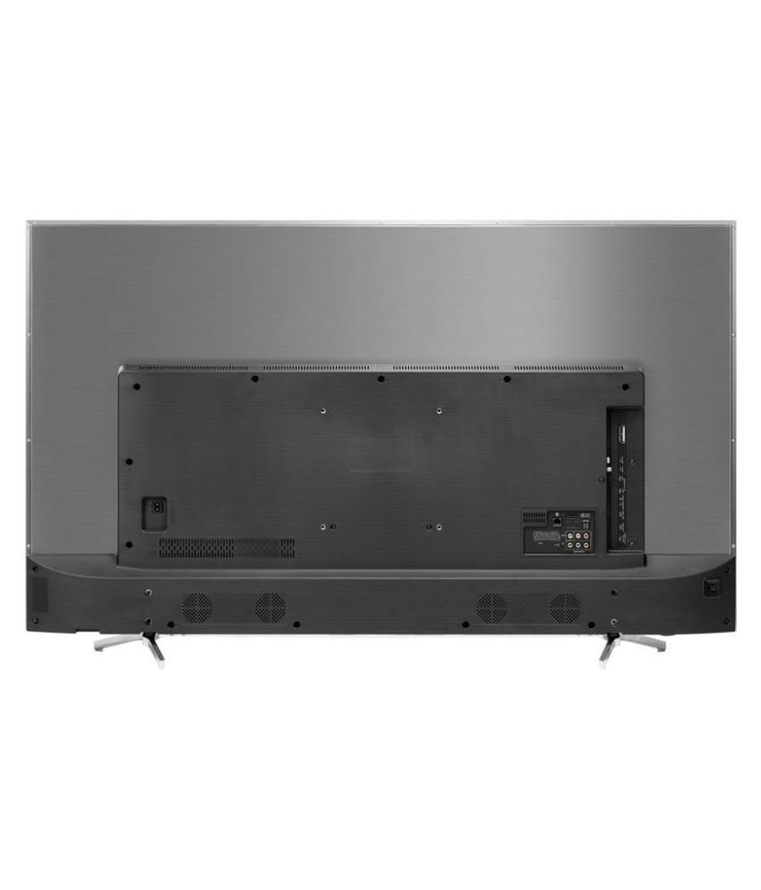 Vu 65 Inches Ultra HD (4K) LED Smart TV (LTDN65XT800XWAU3D, Silver)