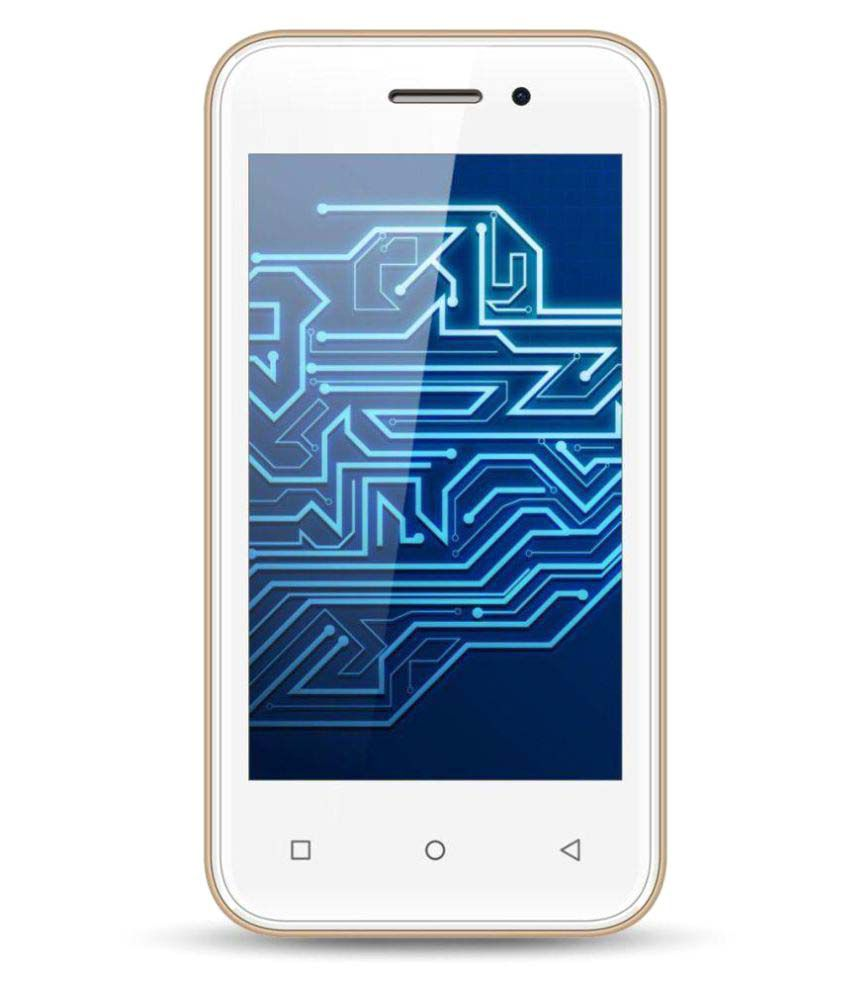 Zen Admire Glow 8gb Champagne Gold Snapdeal Rs. 2649.00