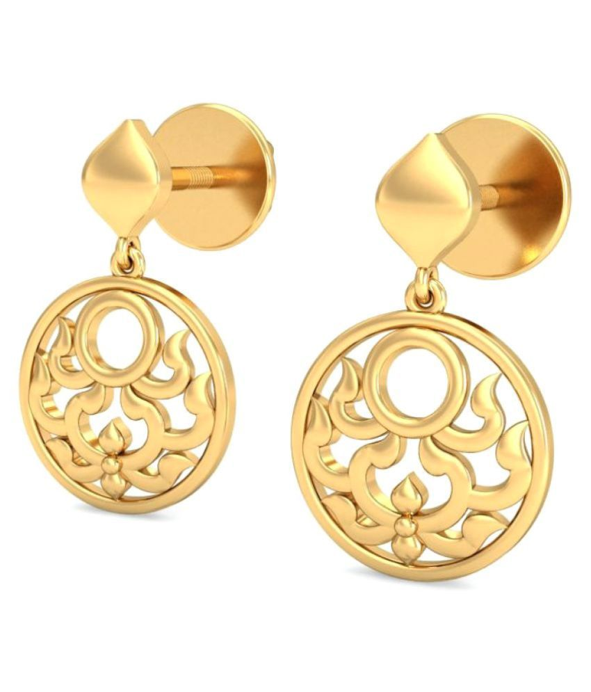 Gold24.in 18k Yellow Gold None Hangings