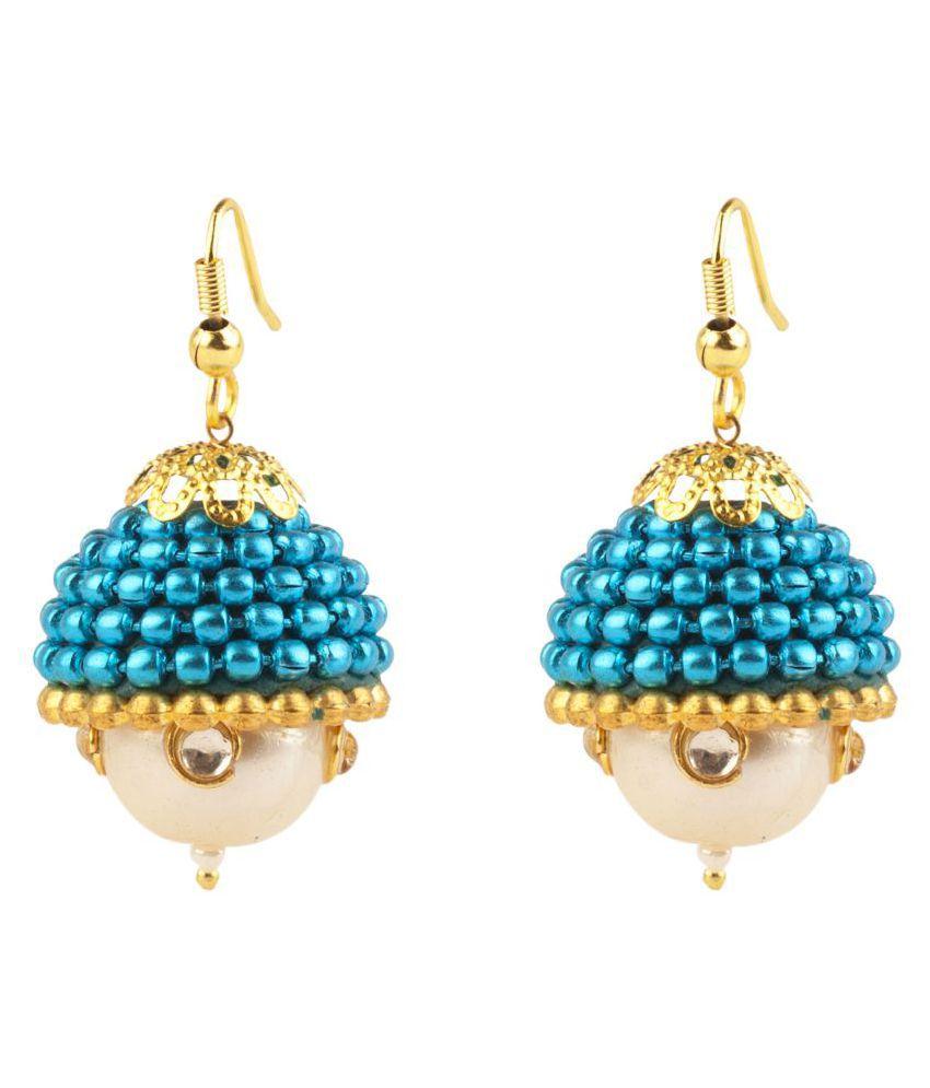 Makezak Multicolor Earrings