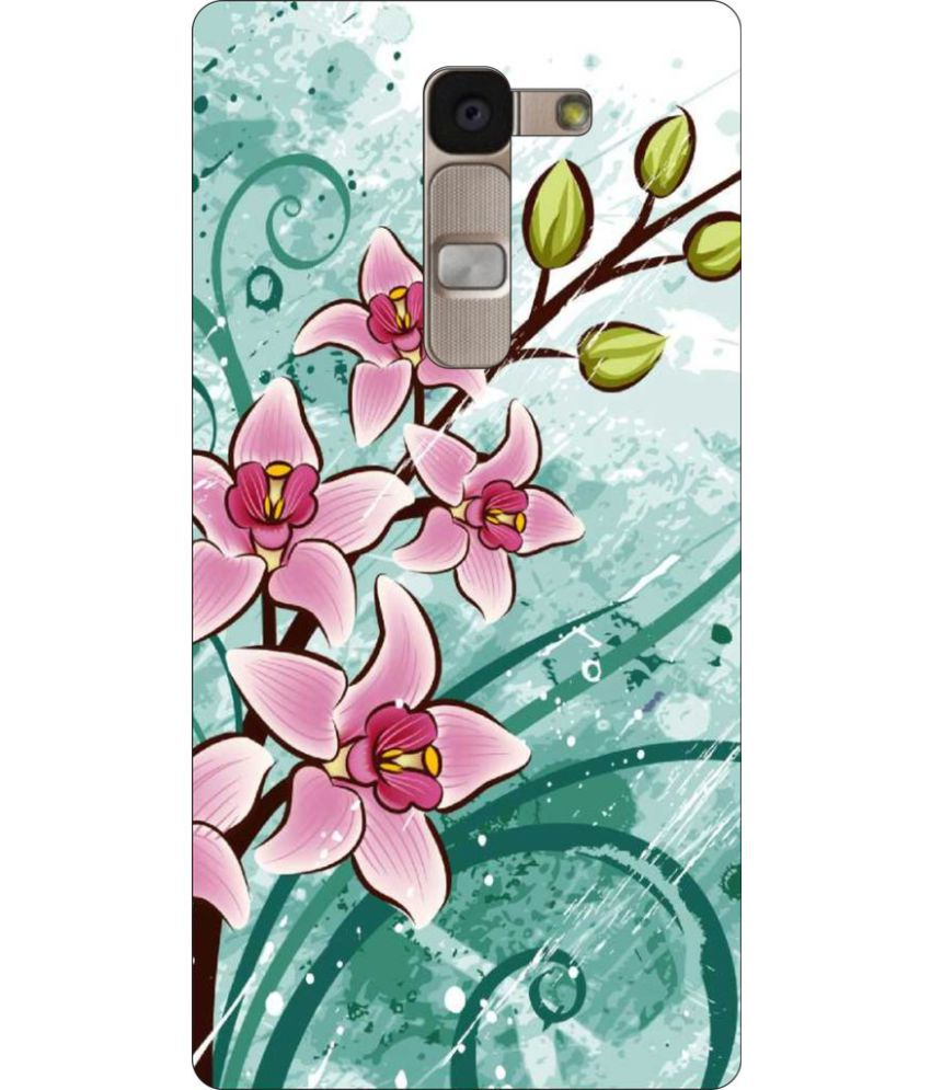 LG Spirit Printed Cover By Go Hooked
