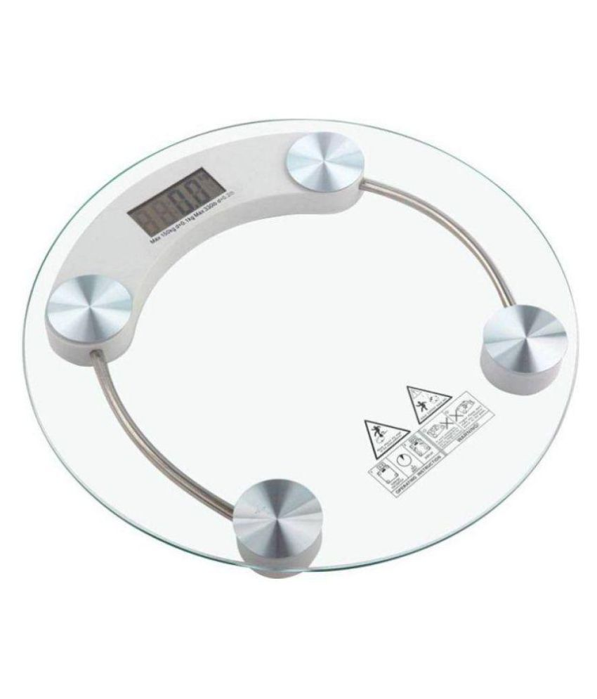 Personal Scale Thick Glass Digital Weighing Scale WH-2003A