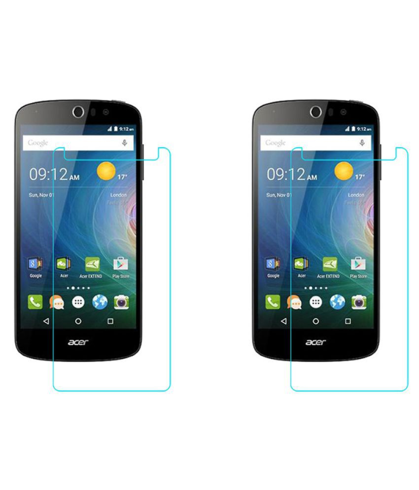 Acer Liquid Z530 Tempered Glass Screen Guard By Acm