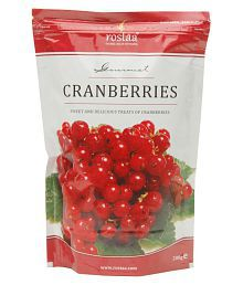 Rostaa Cranberries Sweet Regular Cherries And Delicius Treats, 200 Gm