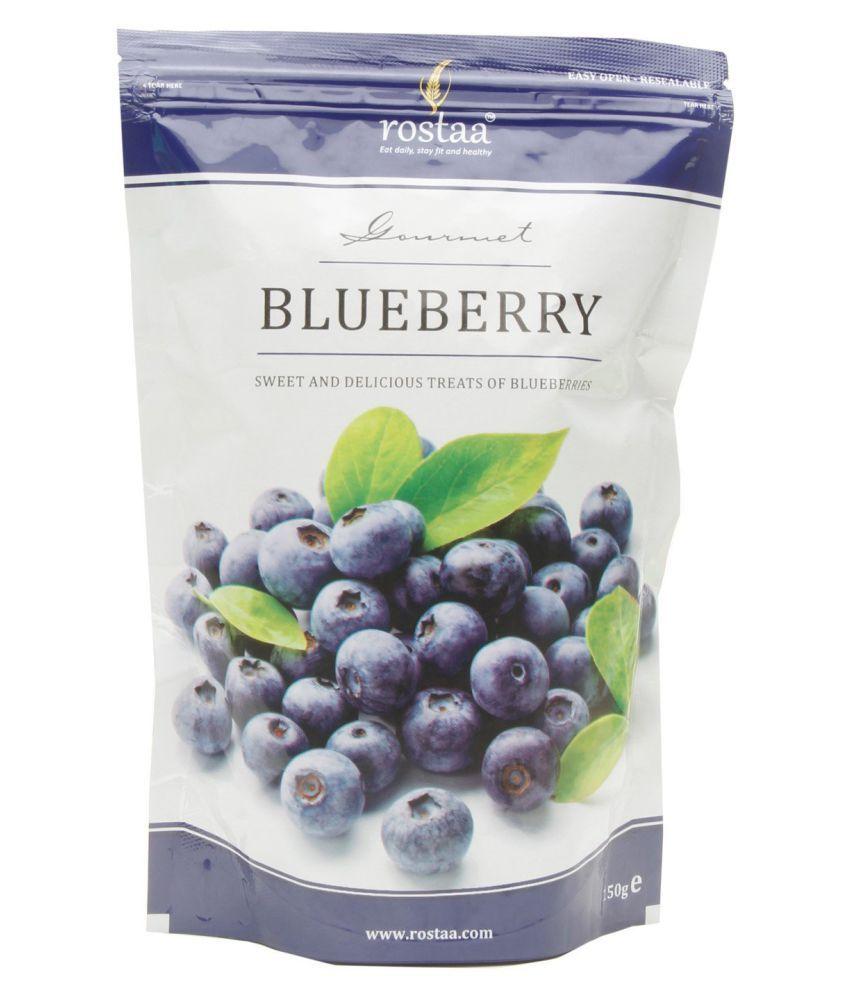 Rostaa Blueberry Sweet Regular Cherries and Delicius, 150 gm