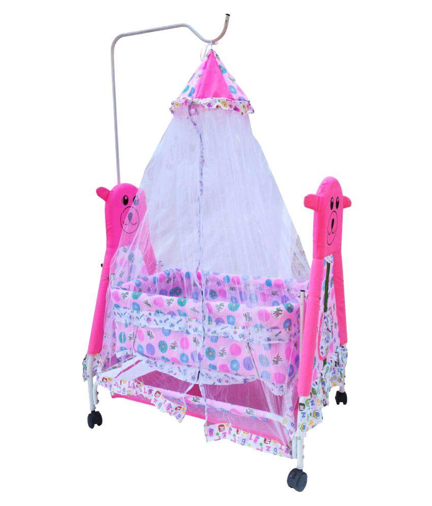 Child Craft Pink Bassinet