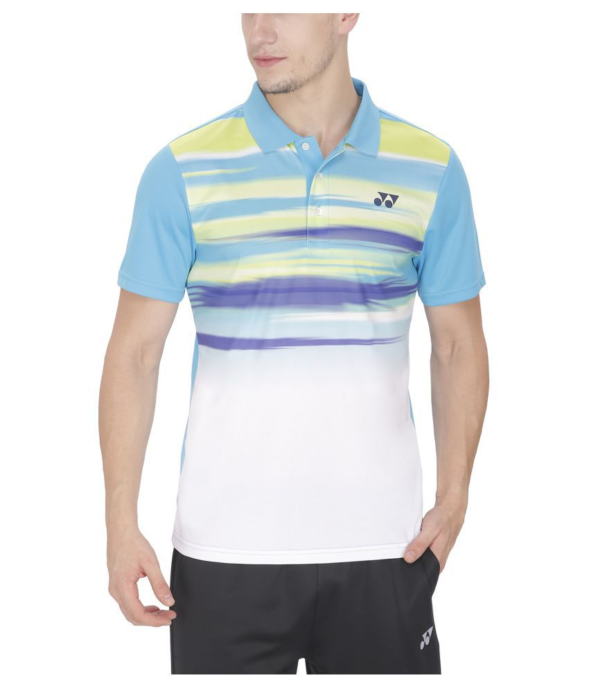 Yonex Multicolour Polo T-shirt