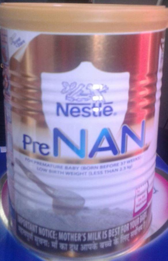 Nestle Pre Nan Infant Milk Formula For Premature Baby