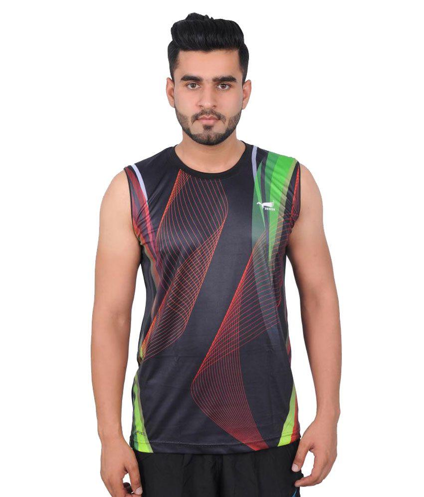 NNN Multi Polyester T-Shirt Single Pack