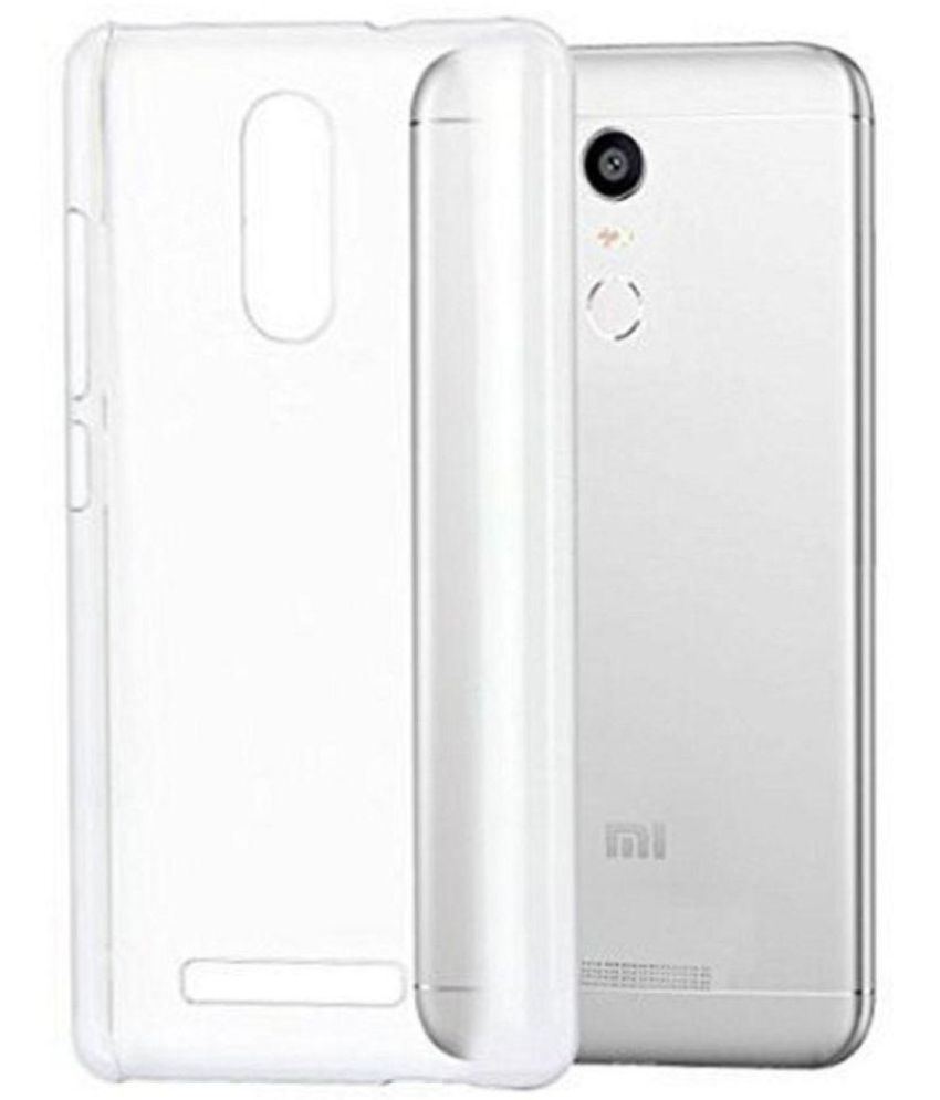 Xiaomi Redmi Note 3 Cover by Galaxy Plus - Transparent
