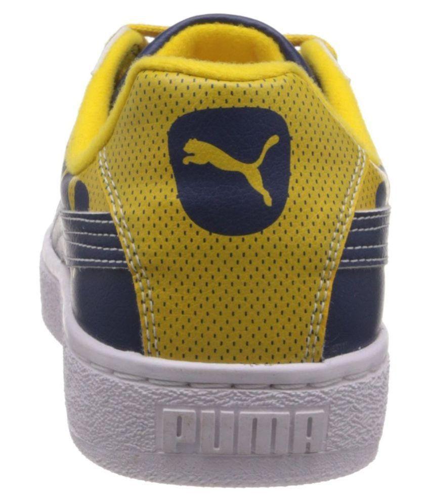 puma basket citi dp sneakers
