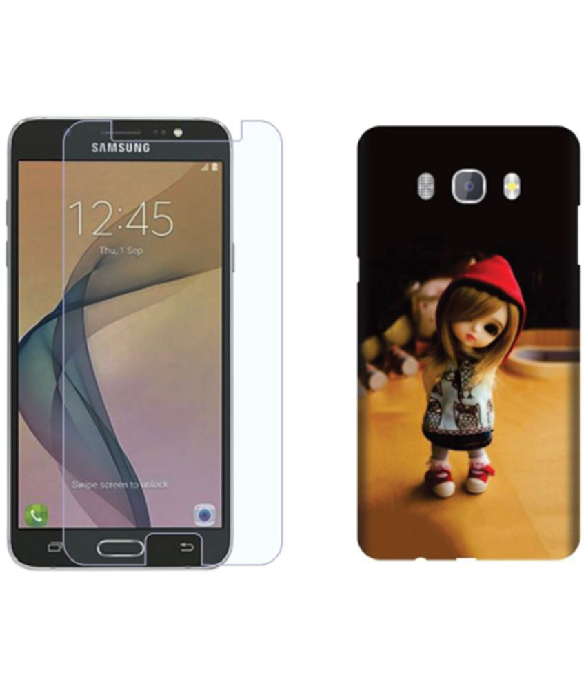 Samsung Galaxy On8 Cover Combo by Printland