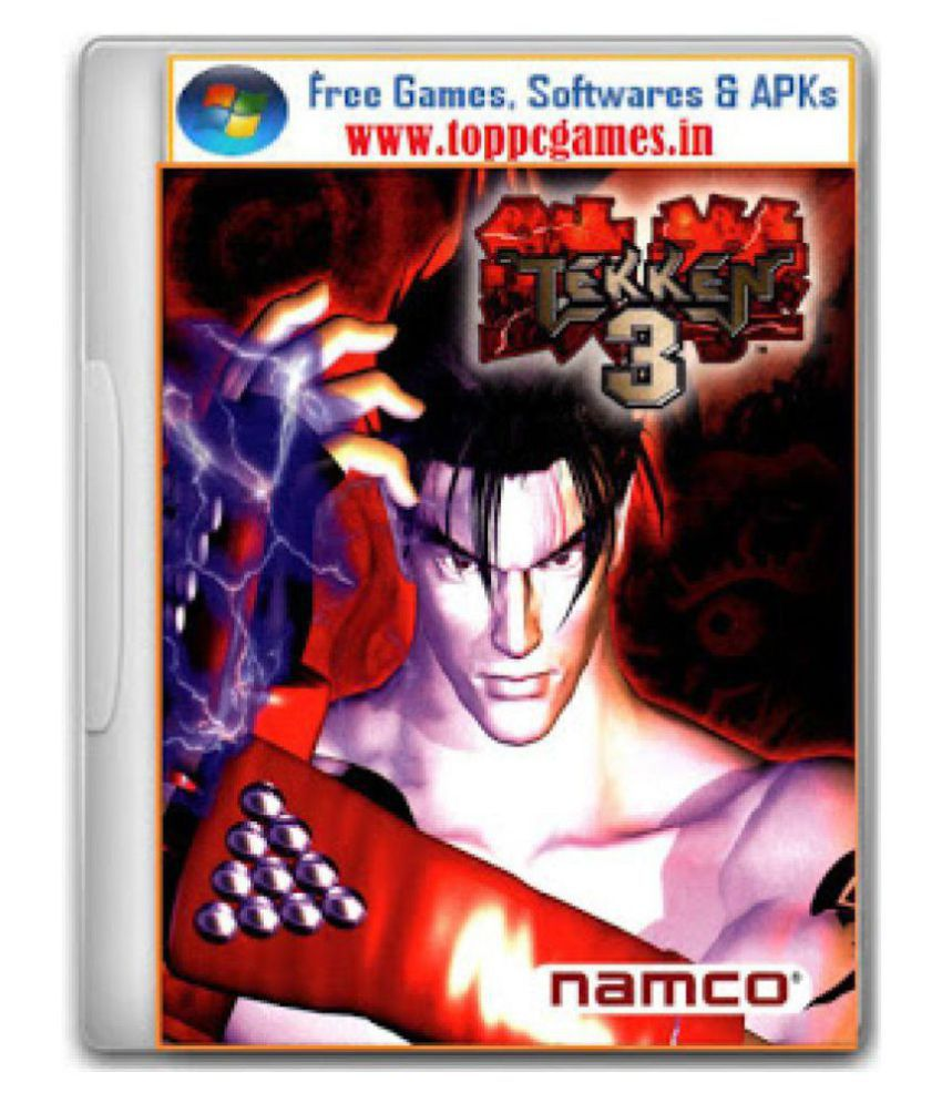Buy Gangwar Tekken 3 PC Game Online at Best Price in India