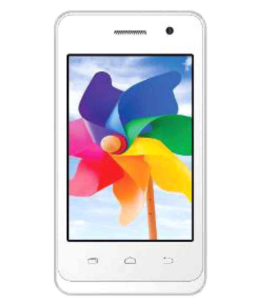 Intex Aqua R3 Plus 512 MB White Snapdeal deals