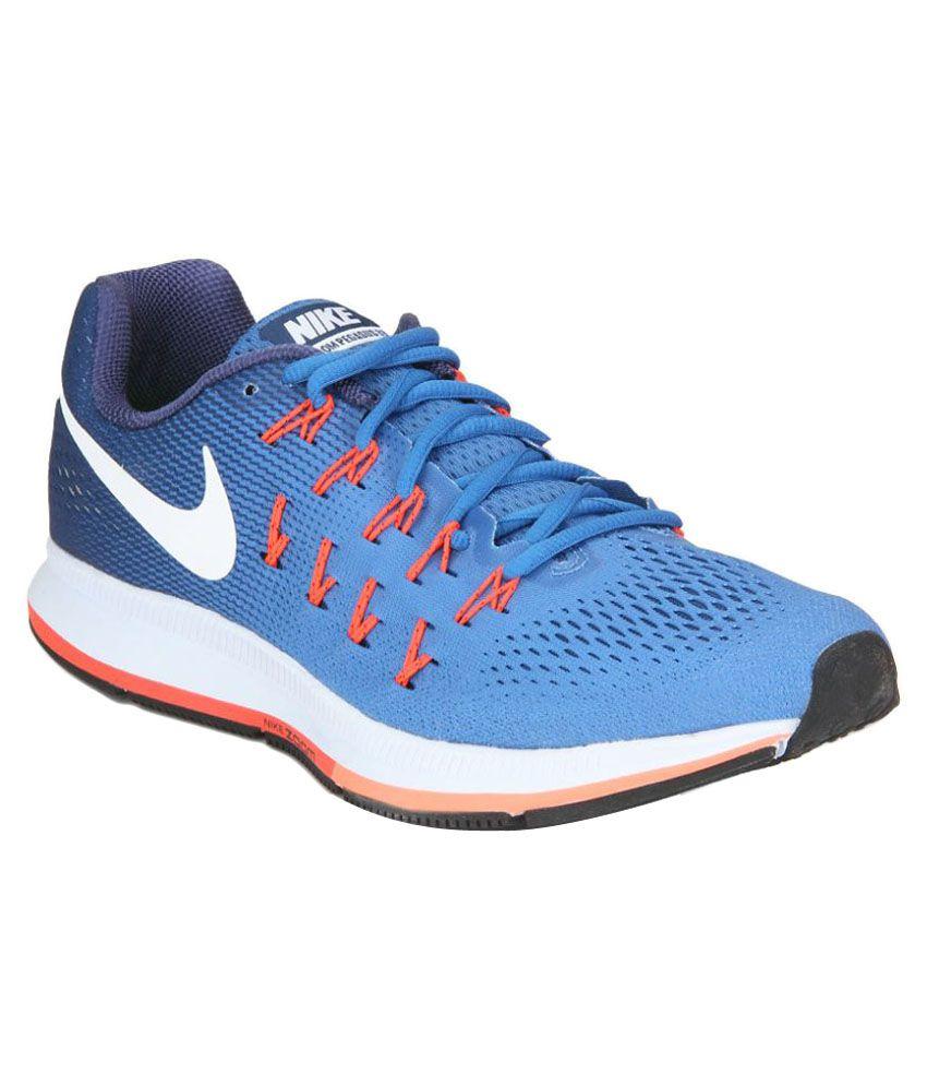 Nike Blue Running Shoes - Buy Nike Blue