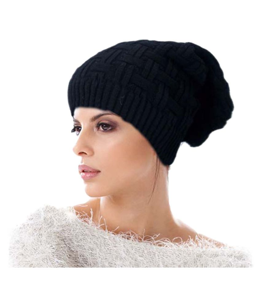 CareFone Wollen Beanie Caps  Buy Online at Low Price in India - Snapdeal 852d08c8926