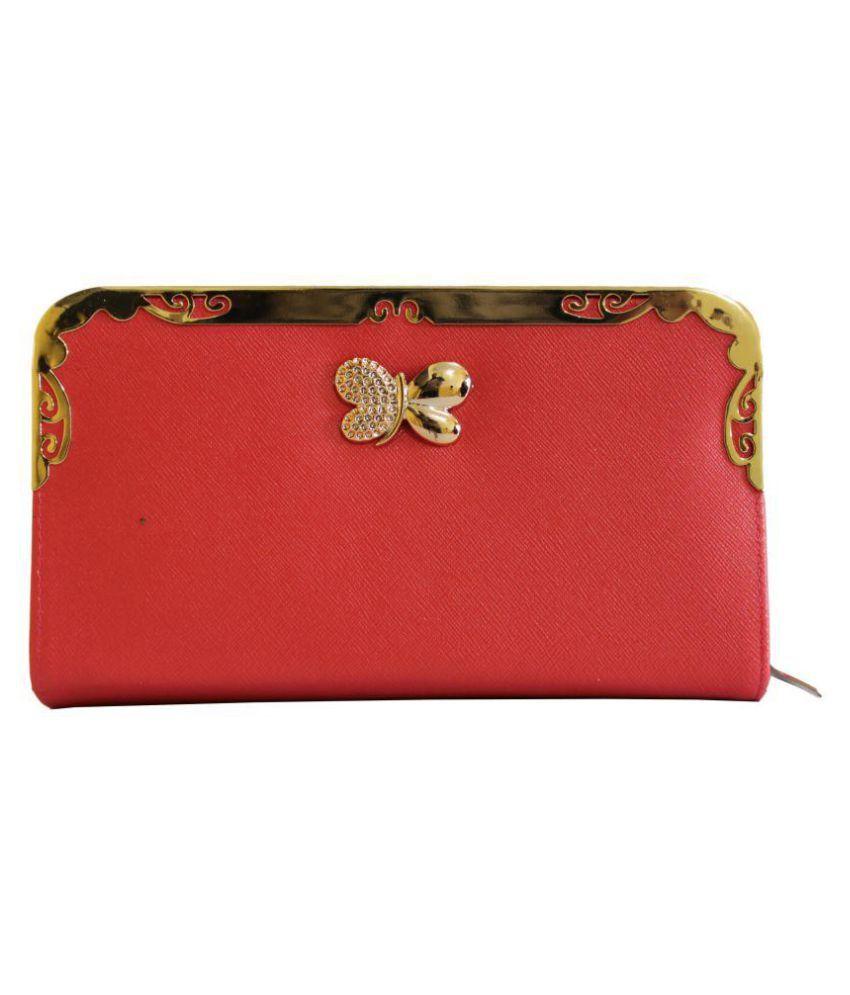 Ramya Pink Wallet
