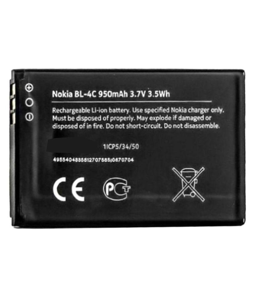 Nokia 1280 950 Mah Battery By Nokia