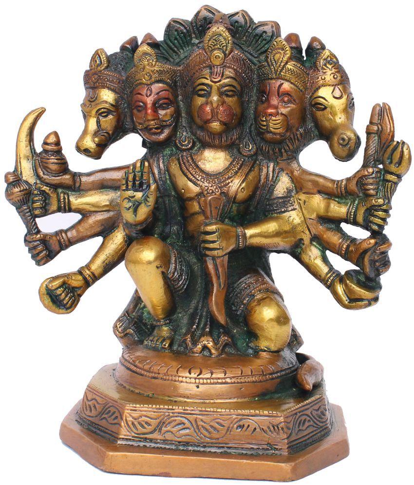 Trendy Ile Hanuman Brass Idol