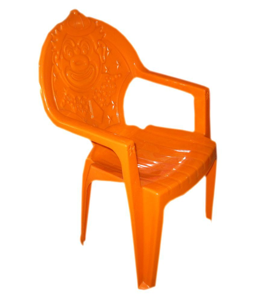 Supreme Joker Kids Chair Orange Colour ...