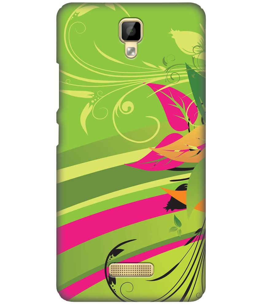 Gionee P7 Max Printed Cover By SWAGMYCASE