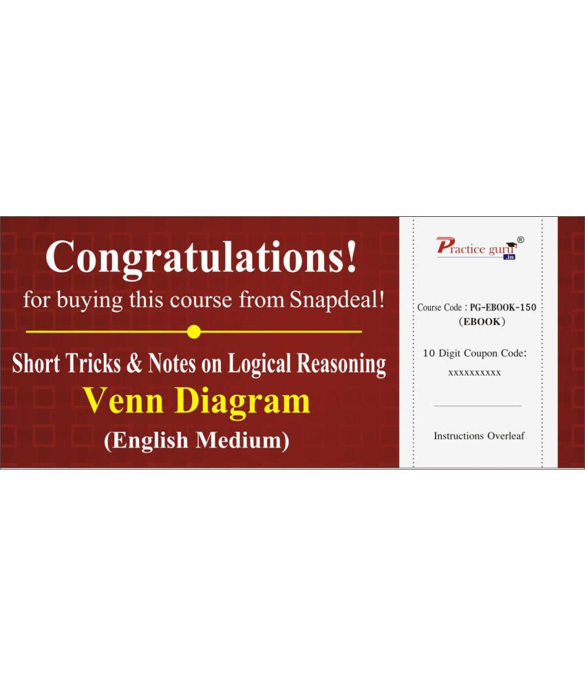 Short tricks and notes on logical reasoning venn diagram license short tricks and notes on logical reasoning venn diagram licenseredemption code online ccuart